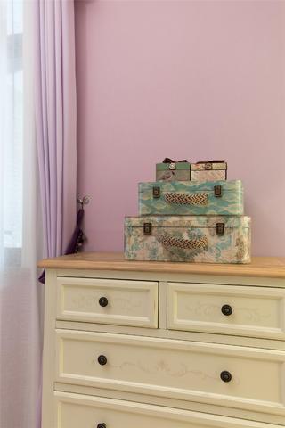 130㎡欧式风格家卧室装饰品