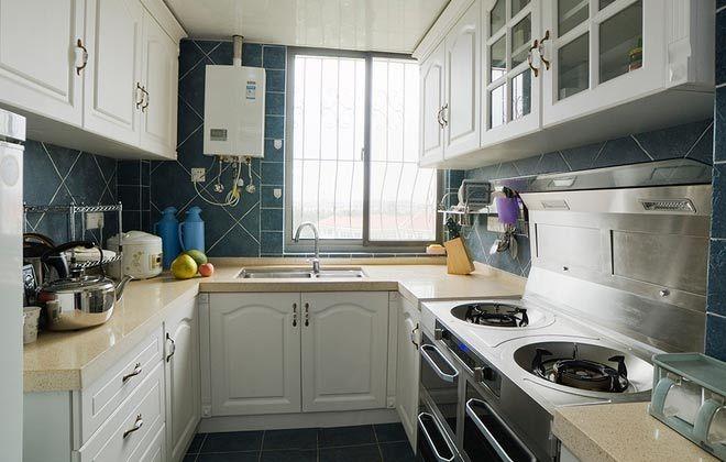 面积小的厨房怎么设计装修?