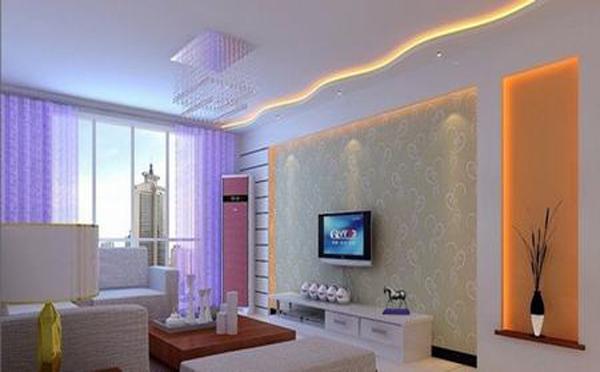 家装电视背景墙设计讲解