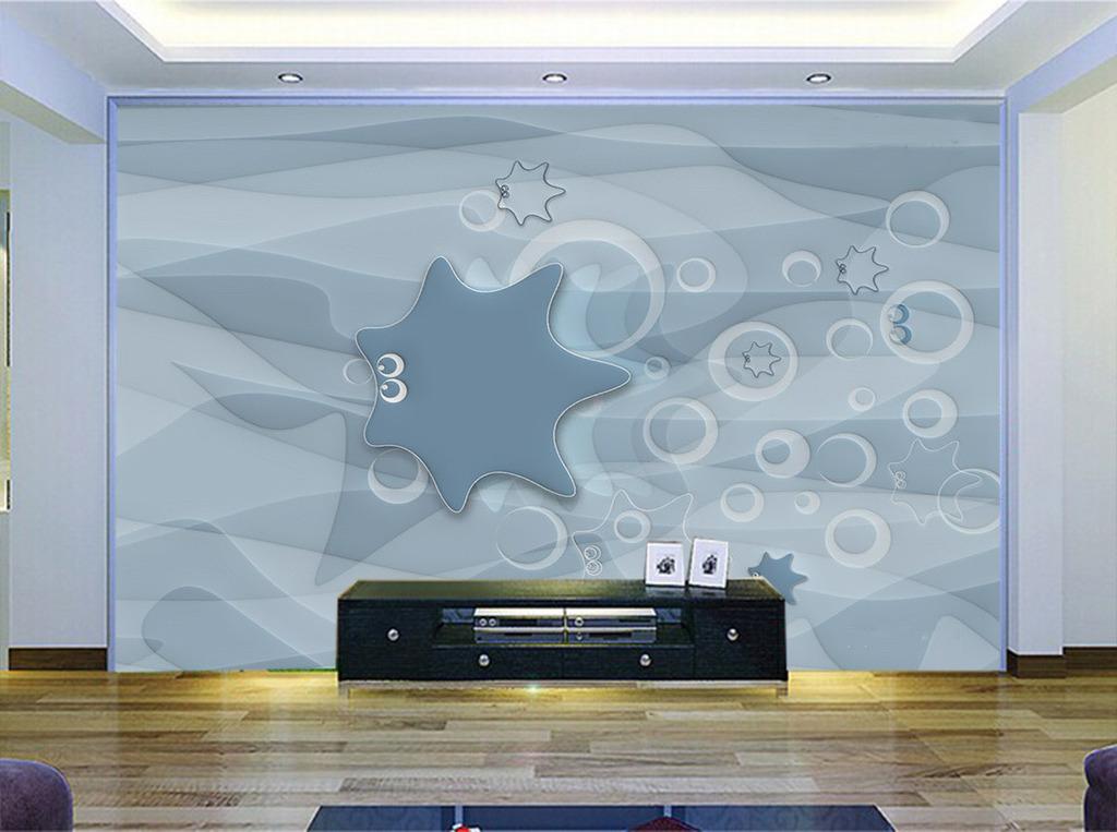 硅藻泥电视背景墙是不是环保材质?