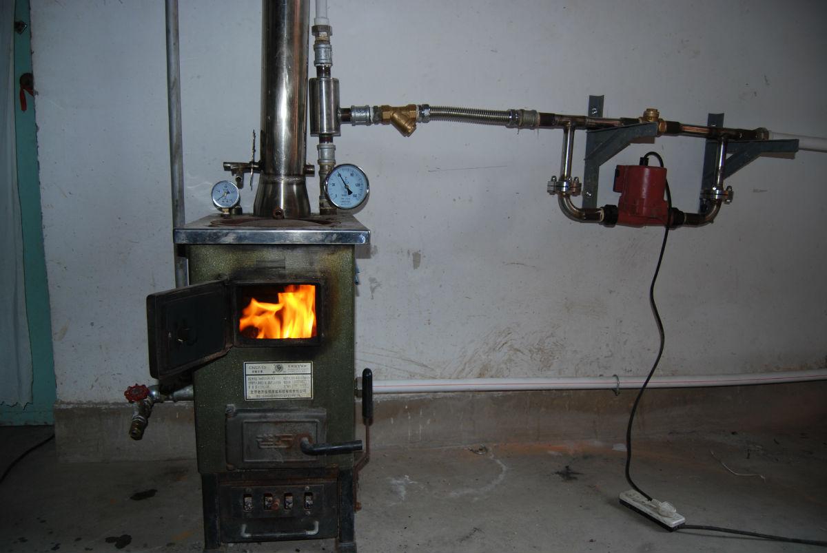 土暖炉子内部结构