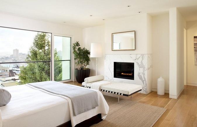 现代简约风格卧室装修效果图欣赏