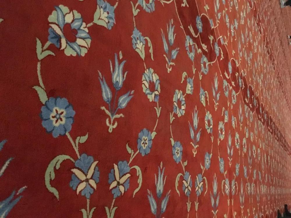 简单地毯怎么画