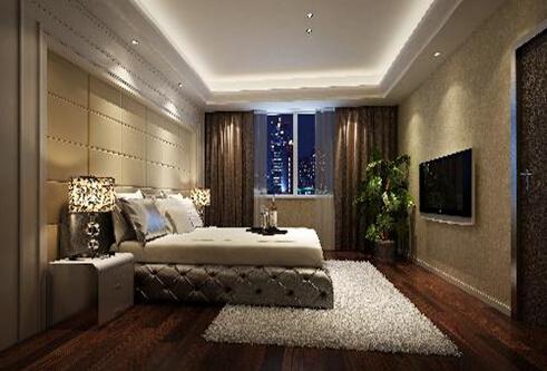 卧室吊顶作为卧室中的一个重要组成部分,其在造型设计上亦有着很多图片