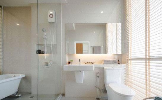 享受卧室浪漫风情 6款主卧卫浴间设计图片