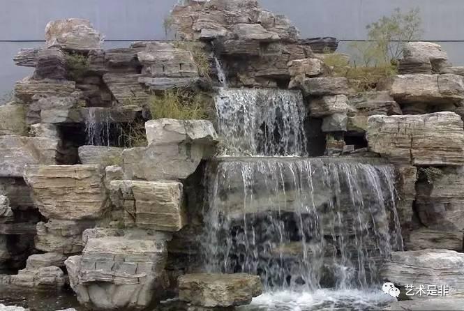 产地:广东英德 运用:水景驳岸及假山,宜做别墅跌水假山.图片