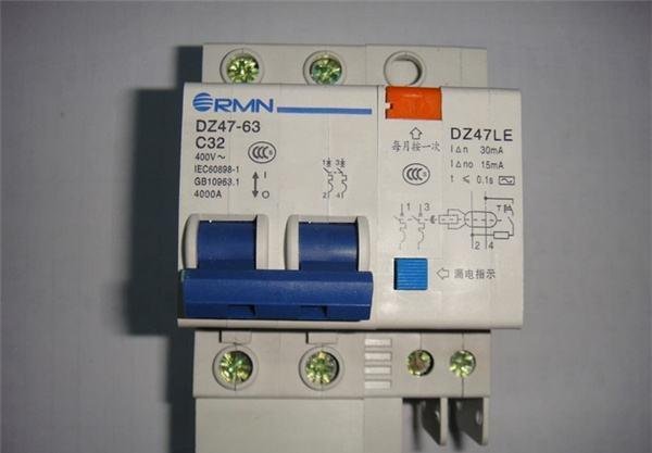 漏电�y��:(�y�k�c���!�f_漏电开关有短路保护,为什么还要空气开关