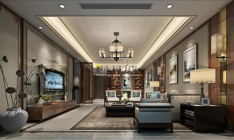 客厅装修公司2018最新客厅装修效果图,看完瞬间灵感爆棚