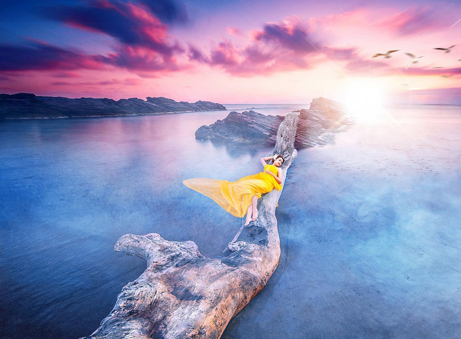巴厘岛 婚纱照旅拍【甜蜜海岸】一价全包