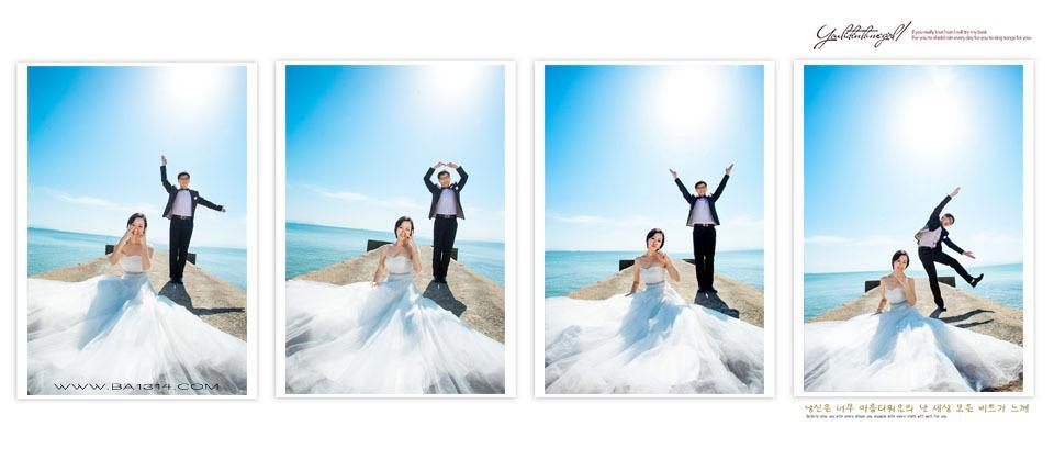 深圳玫瑰海岸婚纱照|海景婚纱摄影|感谢miss.liang夫