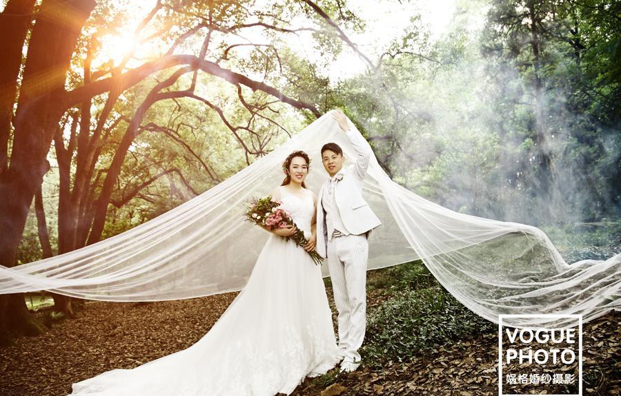 武汉娲格婚纱摄影图片