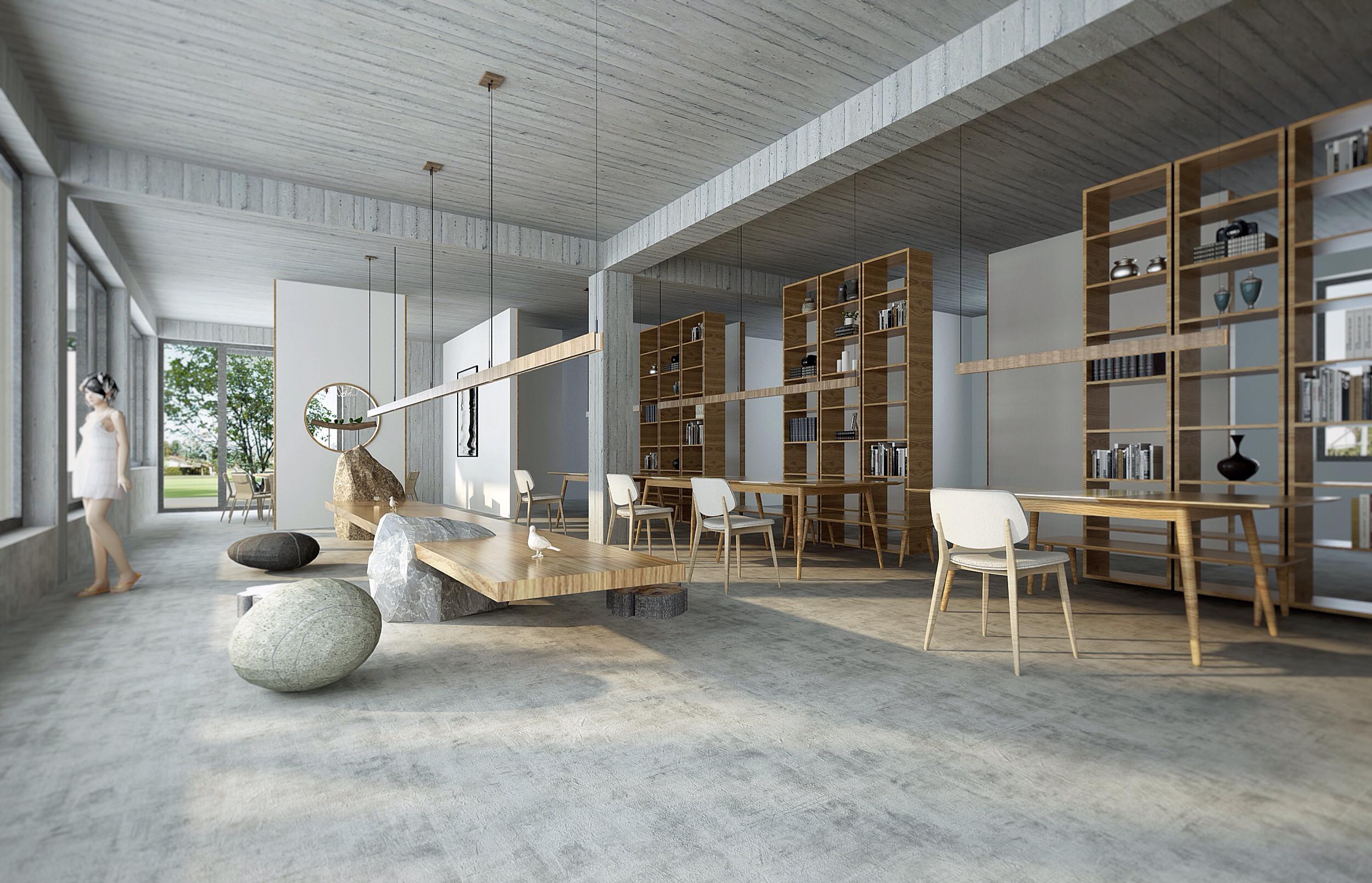 三室一厅设计图片_设计展示
