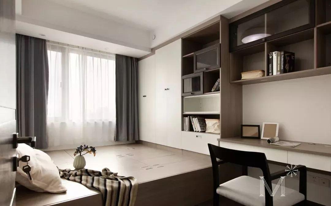 8平方米的房间设计