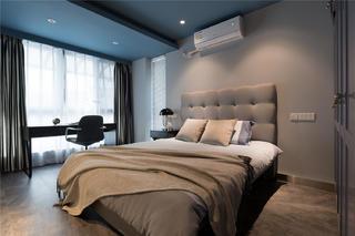 简约时尚现代卧室装修效果图