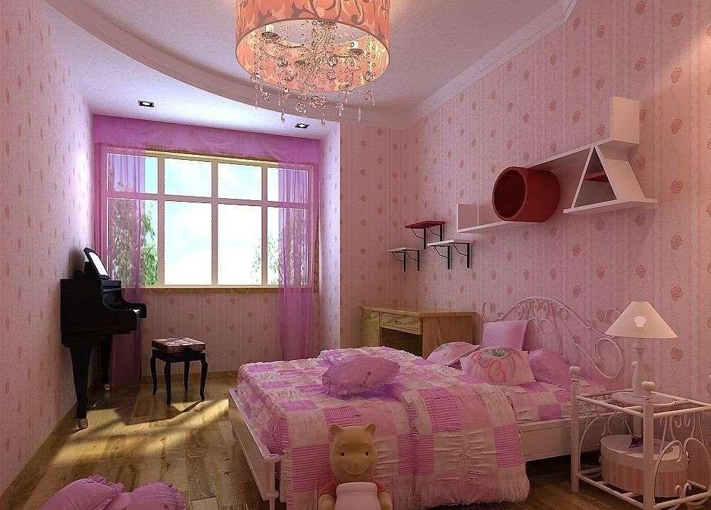 可爱的公主房,一住就有浪漫的故事