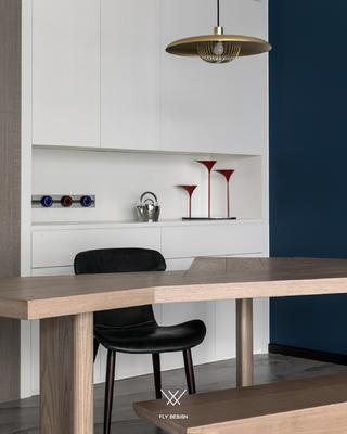 现代风两居室装修餐厅特写