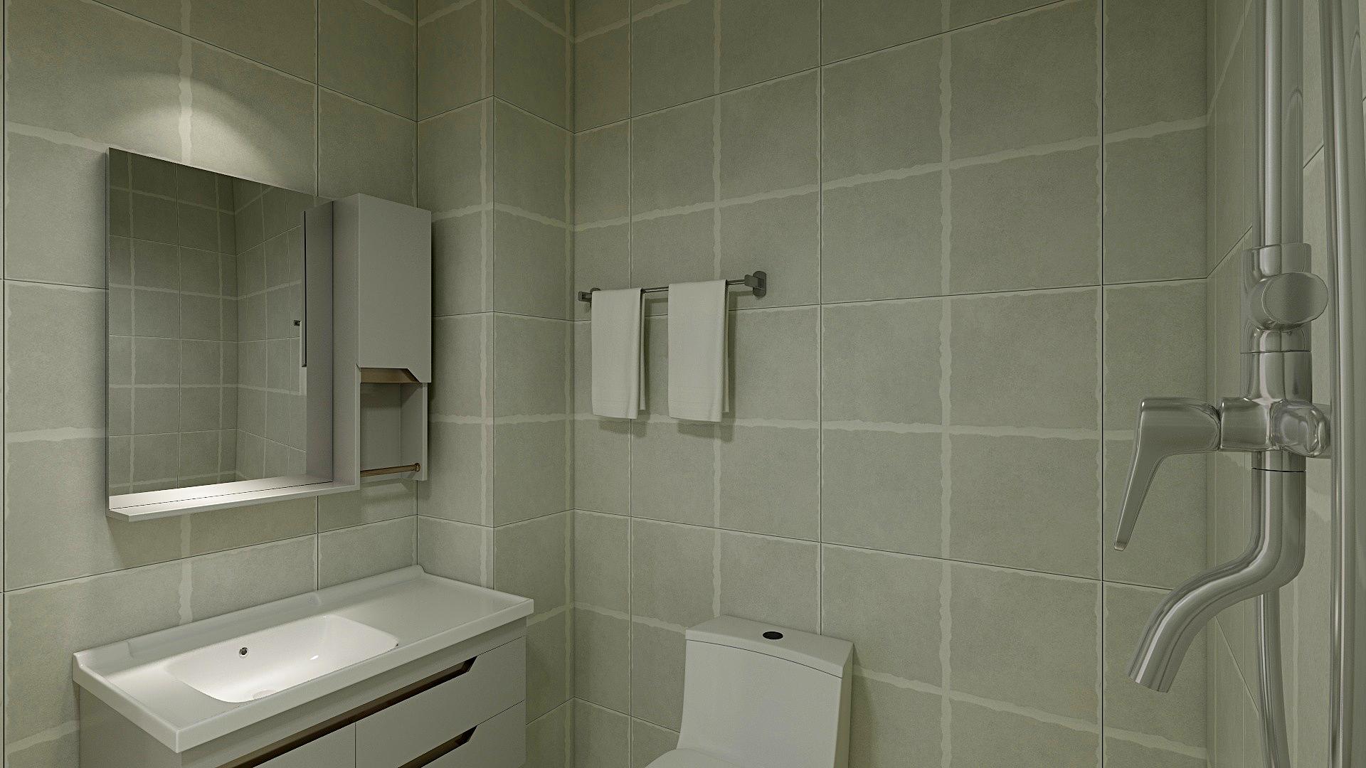整体卫浴价格齐家装修效果图