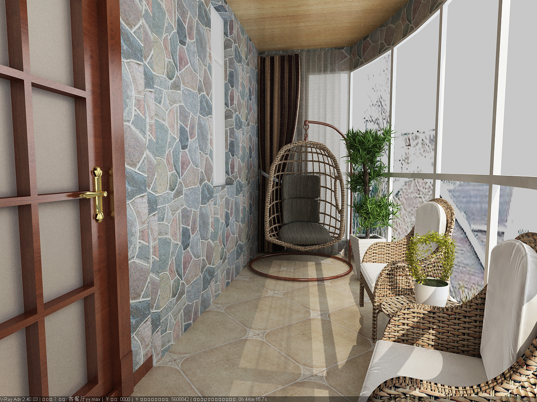 家居 起居室 设计 阳台 装修 1500_1125
