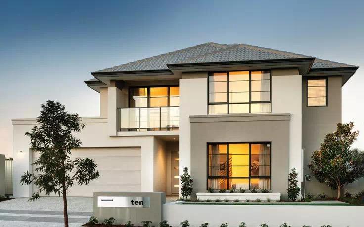 别野设计图片房子