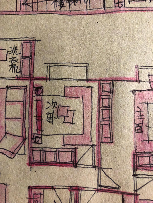 【深圳勤诚达22世纪二期】这种奇葩户型怎么改造