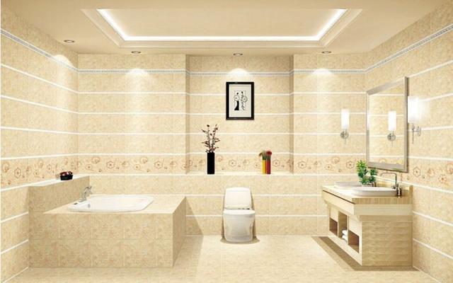瓷砖 卫浴间 装修