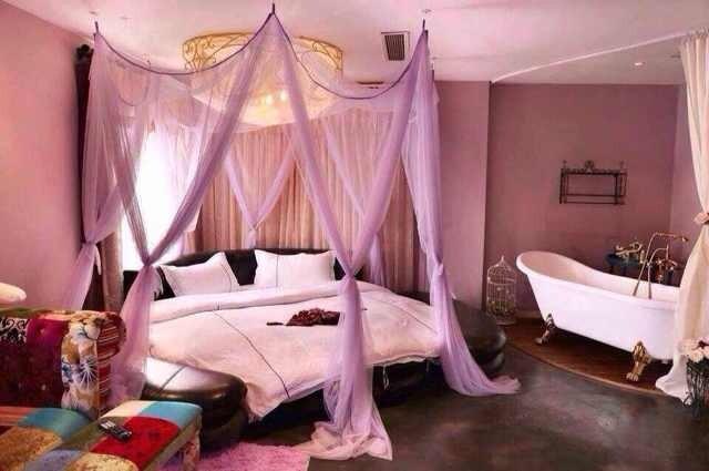 床幔 卧室