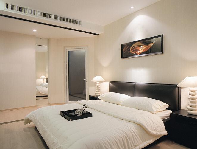 卧室 朝西 装修