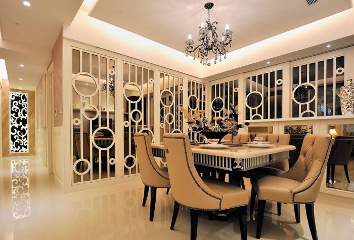 两厅 餐厅