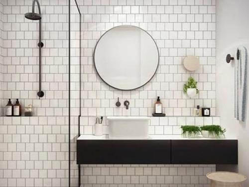 镜子 浴室