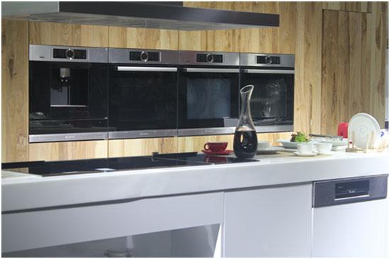 廚房電器 博世 裝修