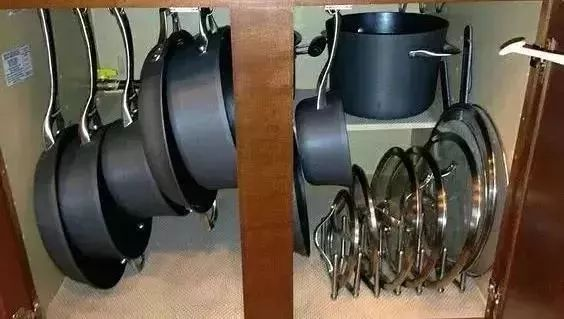 挂杆 锅具
