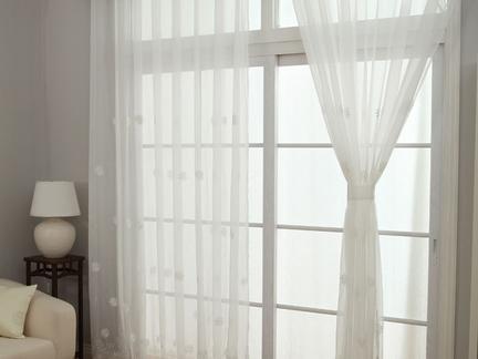 窗帘 窗纱