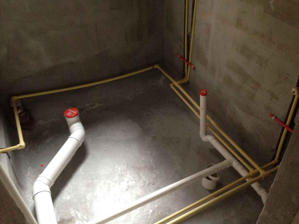 卫生间 水电
