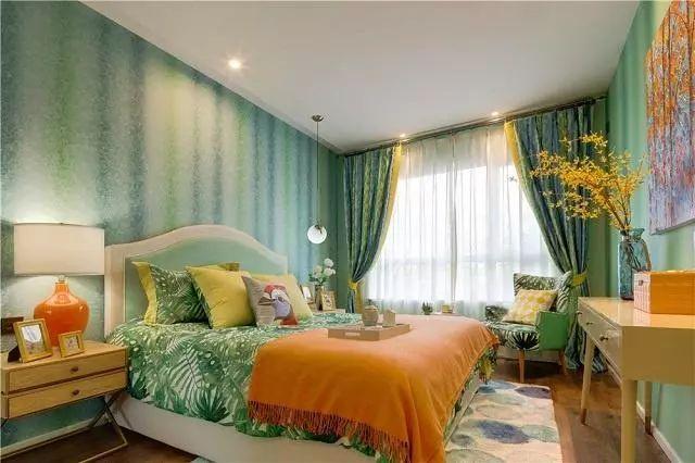 卧室 大自然 装修