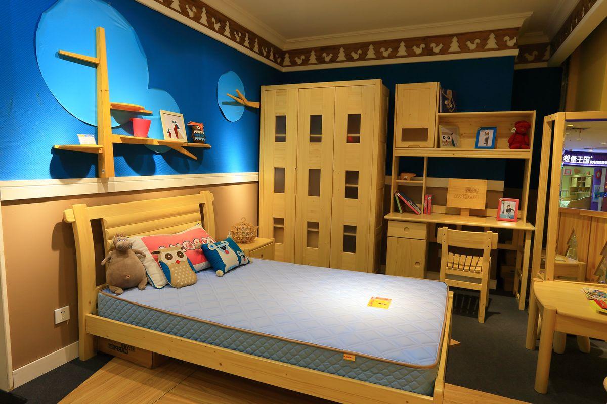 儿童房 家具