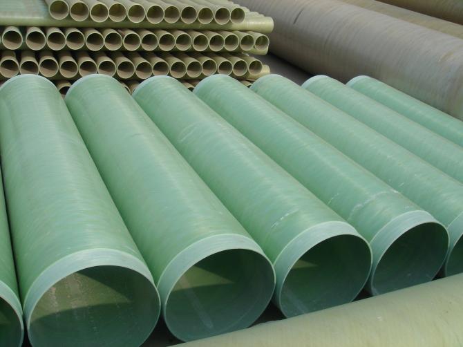 玻璃钢 管材