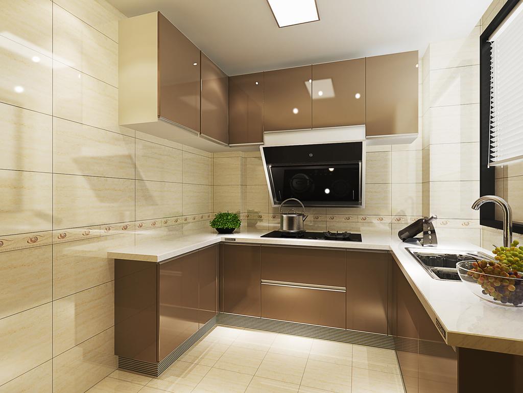 瓷砖 厨房 装修