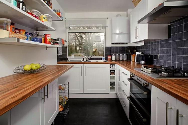 摩登 厨房