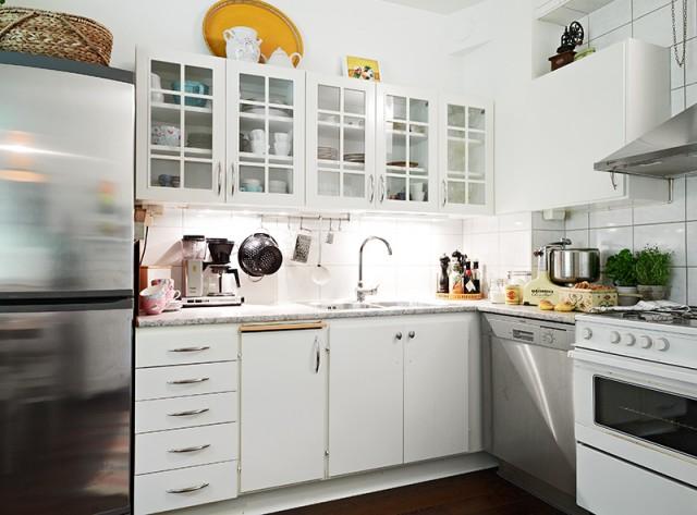 二居 厨房用具 装修