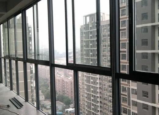 阳台 塑钢窗 装修