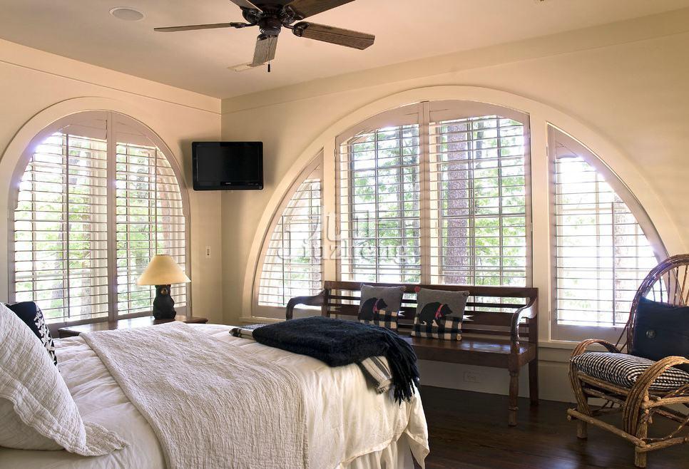 窗户 卧房