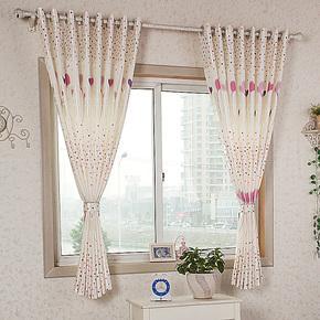 窗帘 窗户