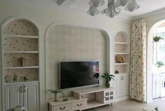电视墙 壁龛