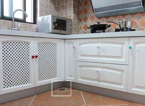 厨房 地漏