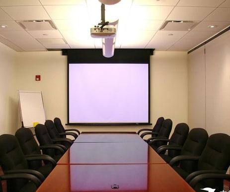会议室 投影仪