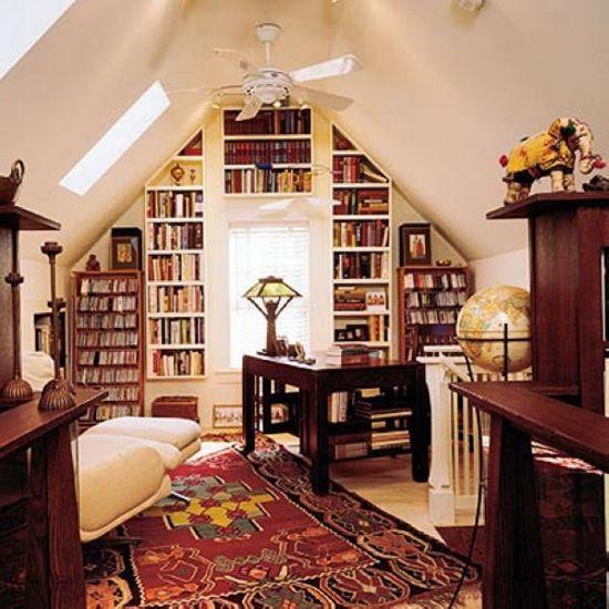 书房 阁楼