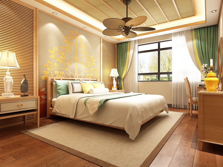 别墅设计 卧室