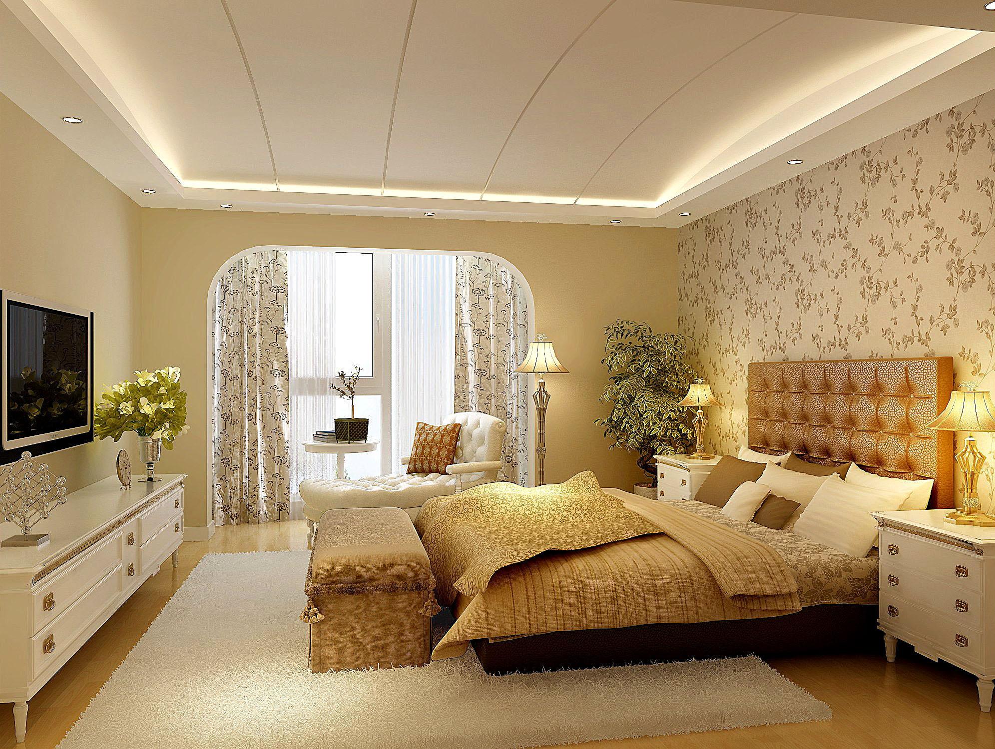 卧室 装修