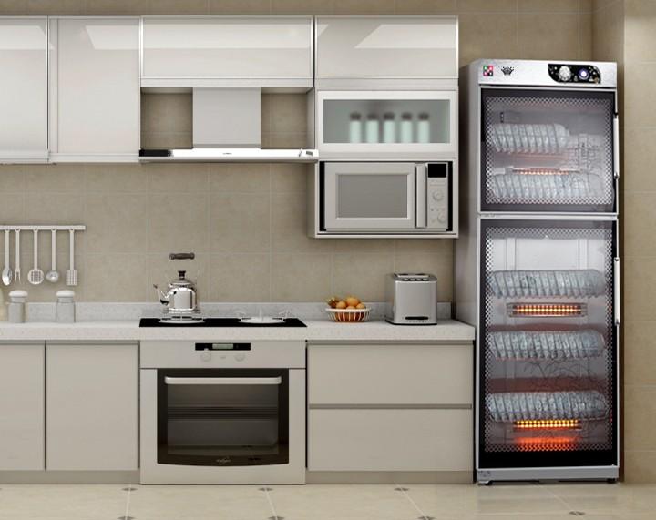 厨房 消毒碗柜