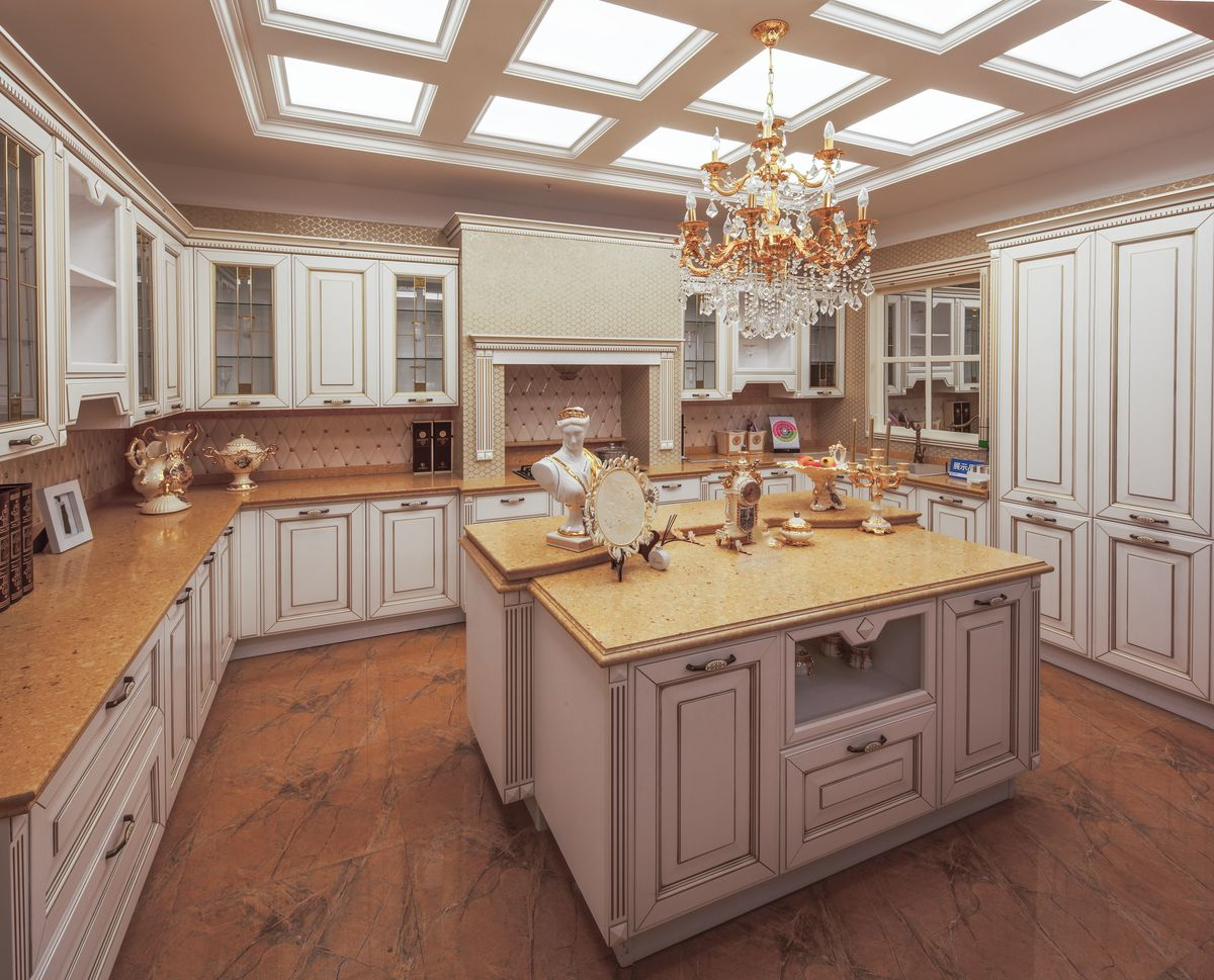 整体厨房 欧式